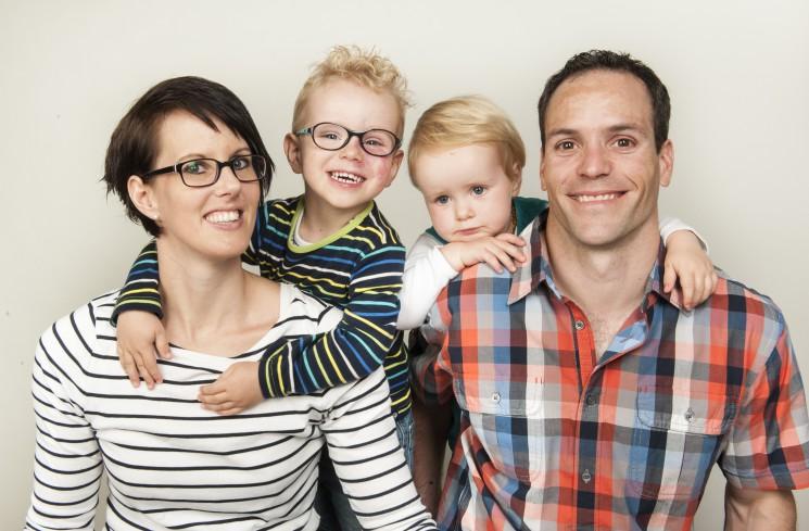 Loris mit Familie