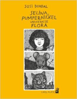 Selina Pumpernickel und die Katze Flora
