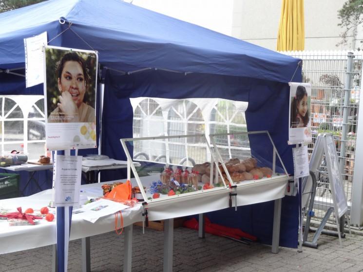 Stand des Frauenverein Wohlen bei Bern