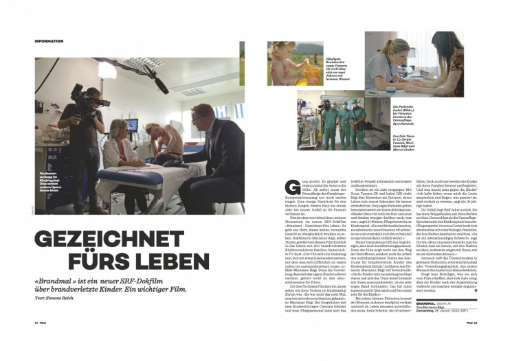 Tv-Magazin TELE, Nr. 4, 2016